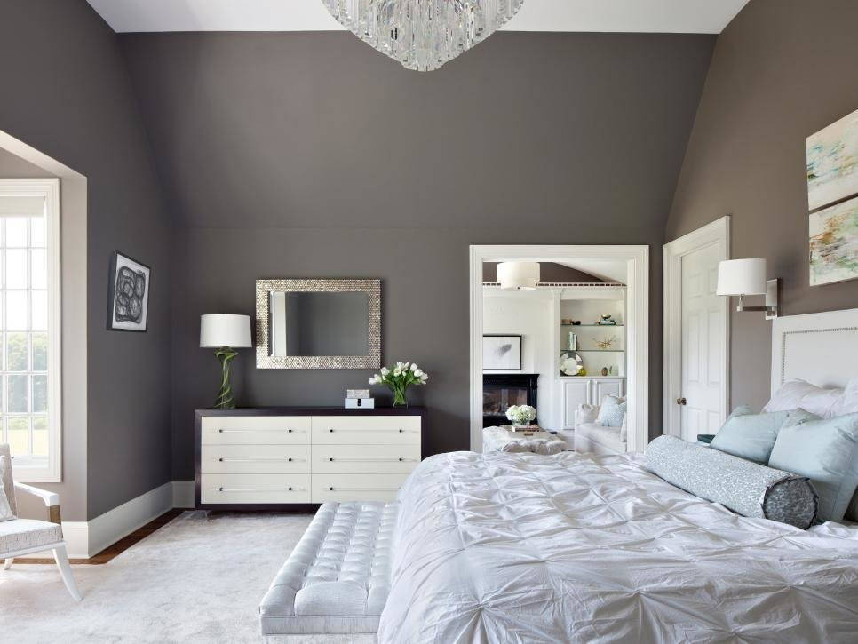 Best Dreamy Bedroom Color Palettes Hgtv With Pictures