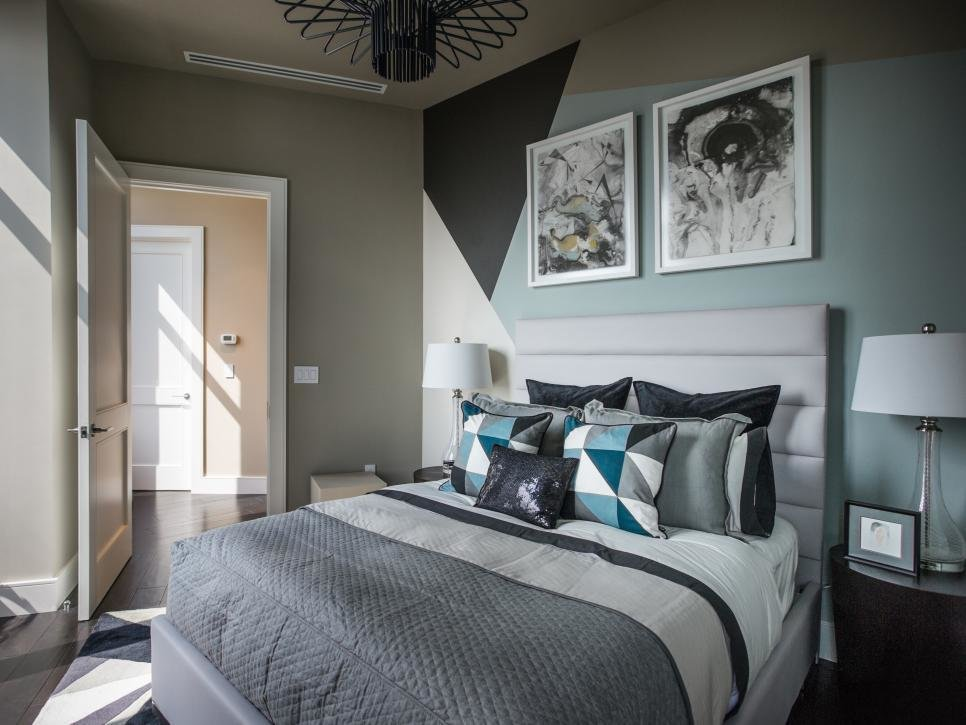 Best Guest Bedroom Pictures From Hgtv Urban Oasis 2014 Hgtv With Pictures