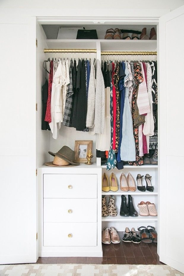 Best 13 Best Small Closet Organization Ideas Storage Tip For With Pictures