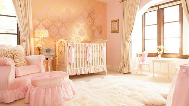 Best 15 Sweet Baby Girl Bedroom Designs For Your Princess With Pictures