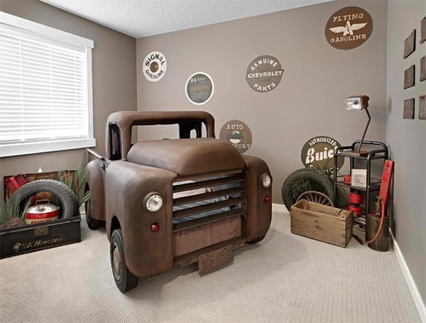 Best Zoom With Style In 20 Car Themed Bedroom For Your Boys With Pictures
