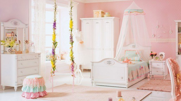 Best 20 Princess Themed Bedrooms Every Girl Dreams Of Home With Pictures