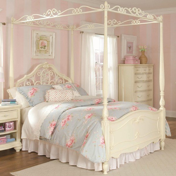 Best 20 Queen Size Canopy Bedroom Sets Home Design Lover With Pictures