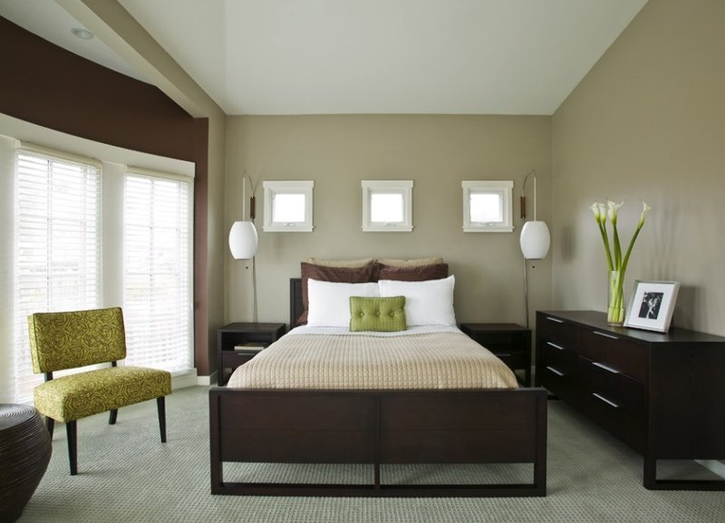 Best 20 Refreshing Grey And Green Bedrooms Home Design Lover With Pictures