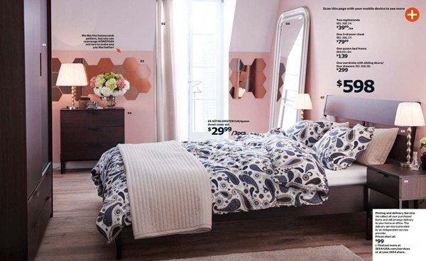 Best Ikea Pink Bedroom 2015 With Pictures