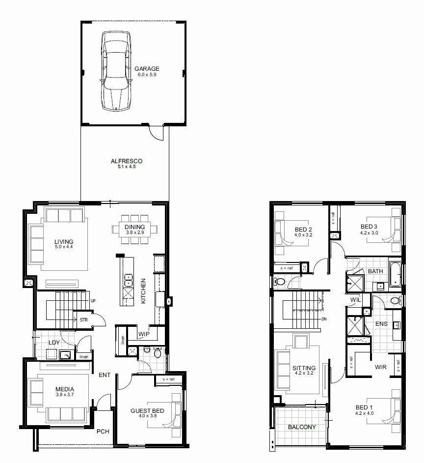 Best 48 Pictures Of 5 Bedroom House Plans 2 Story For House With Pictures