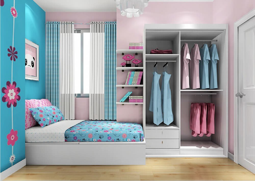 Best Purple And White Bedroom And Pink And Blue Bedroom House With Pictures