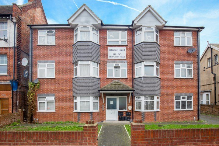 Best 1 Bedroom Flat For Sale In 341 Hanworth Road Hounslow Tw3 With Pictures
