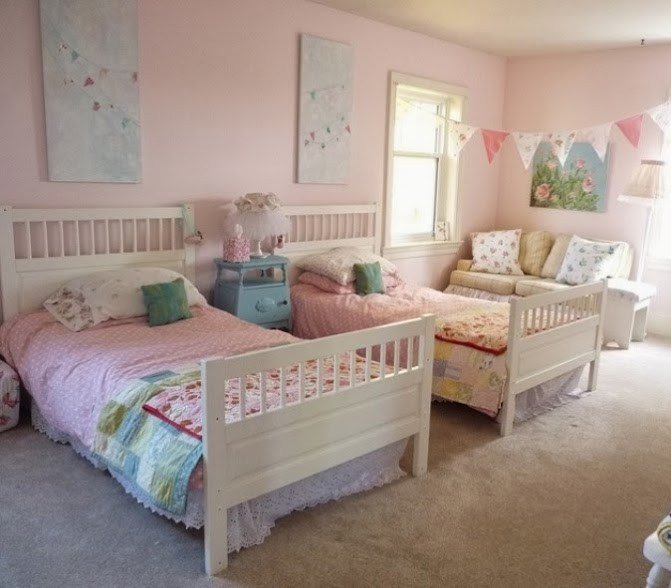 Best Shabby Chic Bedroom Ideas For Teenage Girls With Pictures