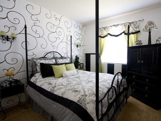 Best Art Wall Decor Cool And Beauty With Flower Bedroom Wall Stencils With Pictures