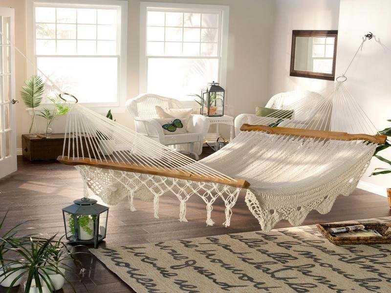 Best How To Use An Interior Hammock In Your Bedroom With Pictures