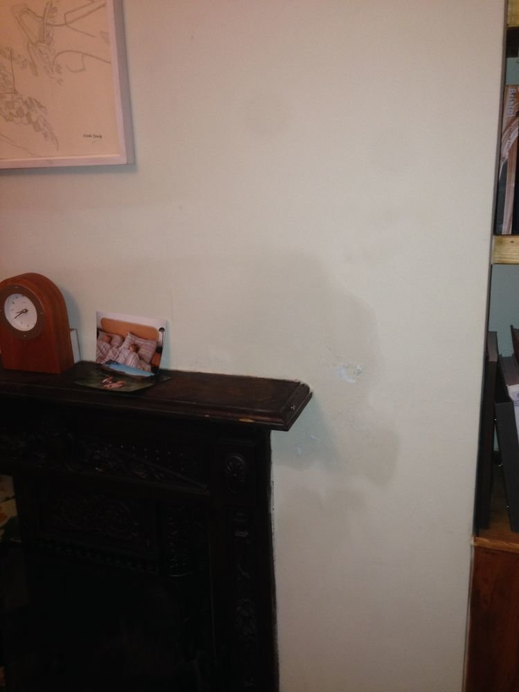 Best Damp Patches On Chimney Br**St And Back Bedroom Damp With Pictures