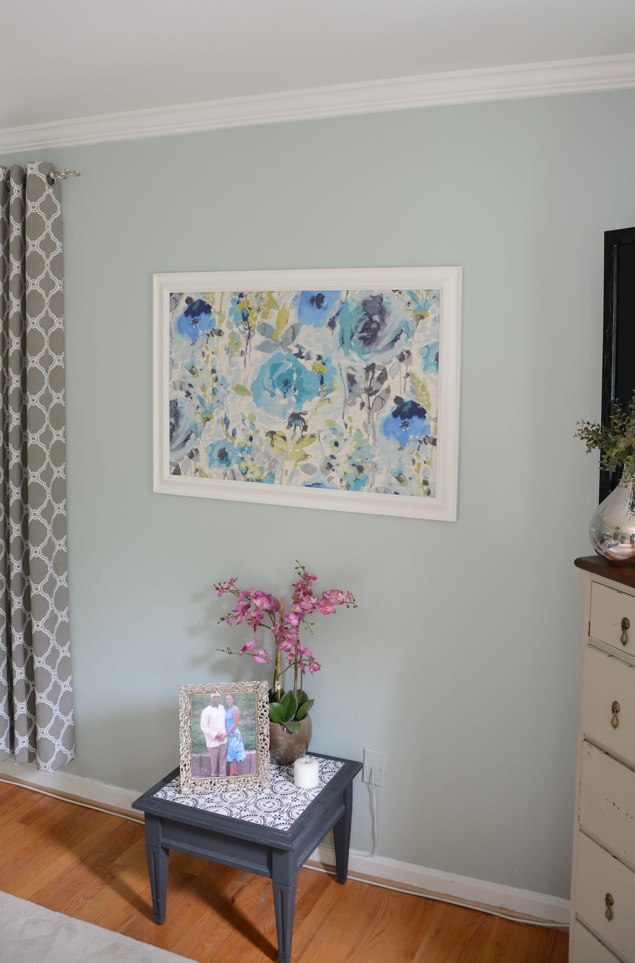 Best How To Frame Fabric For Wall Art With A Picture Frame With Pictures