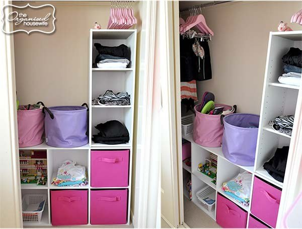 Best Organised Kids Wardrobes The Organised Housewife With Pictures
