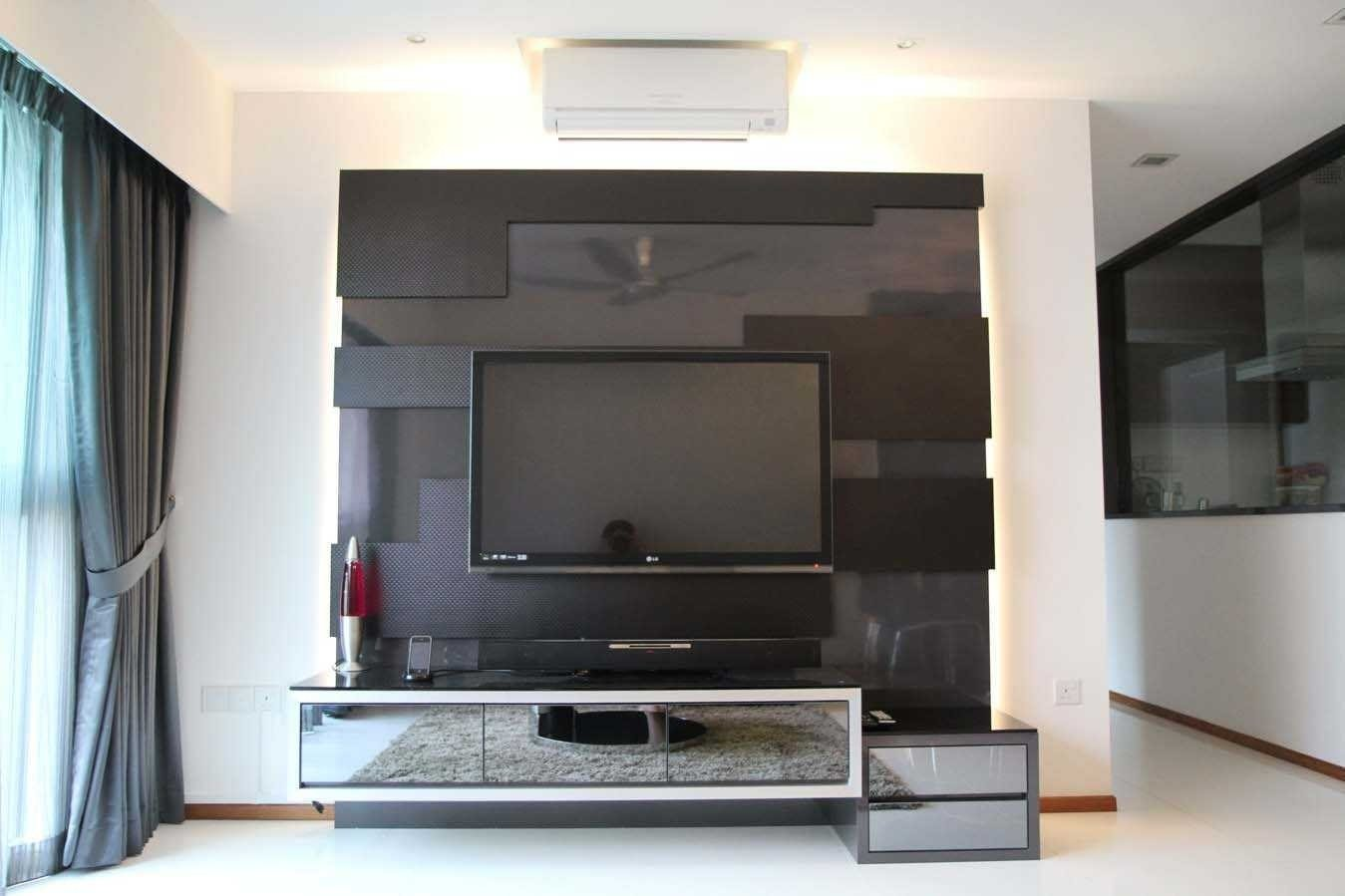 Best 15 Best Collection Of Modern Tv Wall Units With Pictures