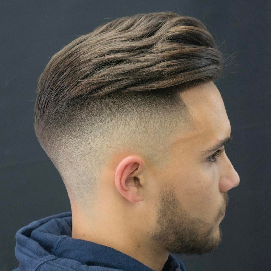 Free 30 Ultra Cool High Fade Haircuts For Men Wallpaper