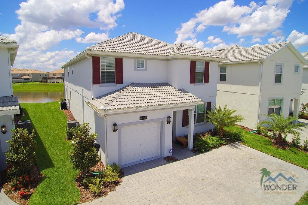 Best Vacation Home Five Bedrooms Home With Pool 4749 Kissimmee With Pictures