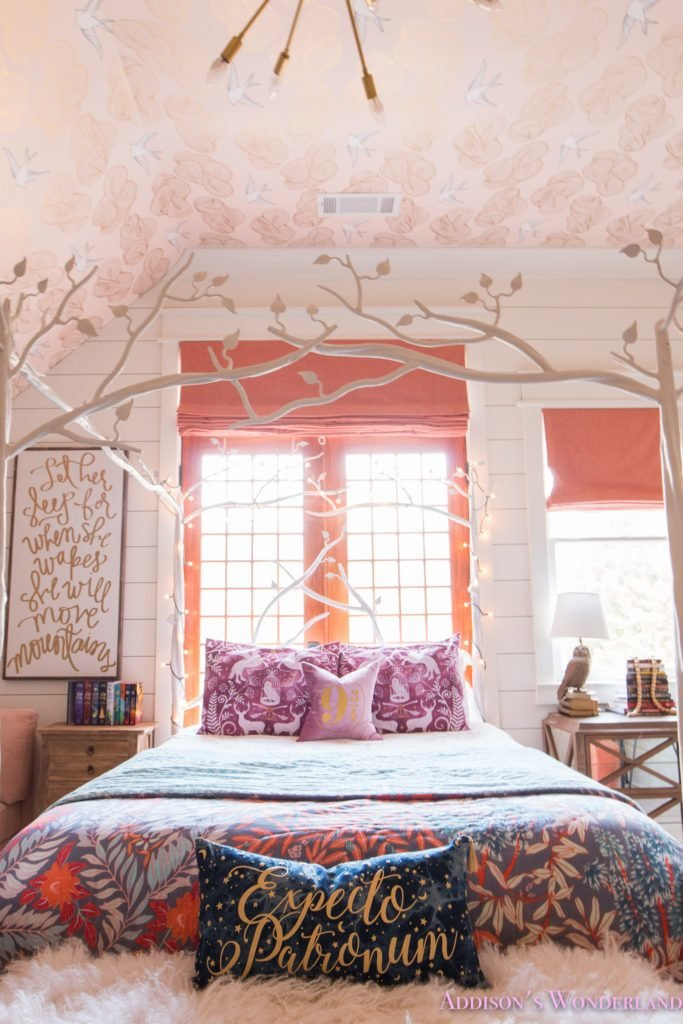 Best Creating A Beautiful Harry Potter Themed Bedroom For Addison With Pictures