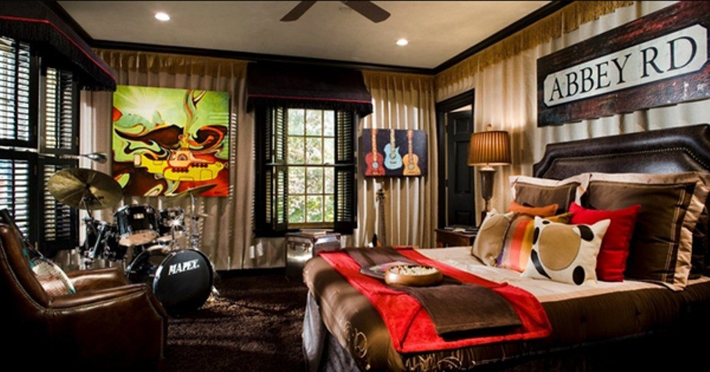 Best 15 Bedrooms Inspired By Music Ama Tower Residences With Pictures