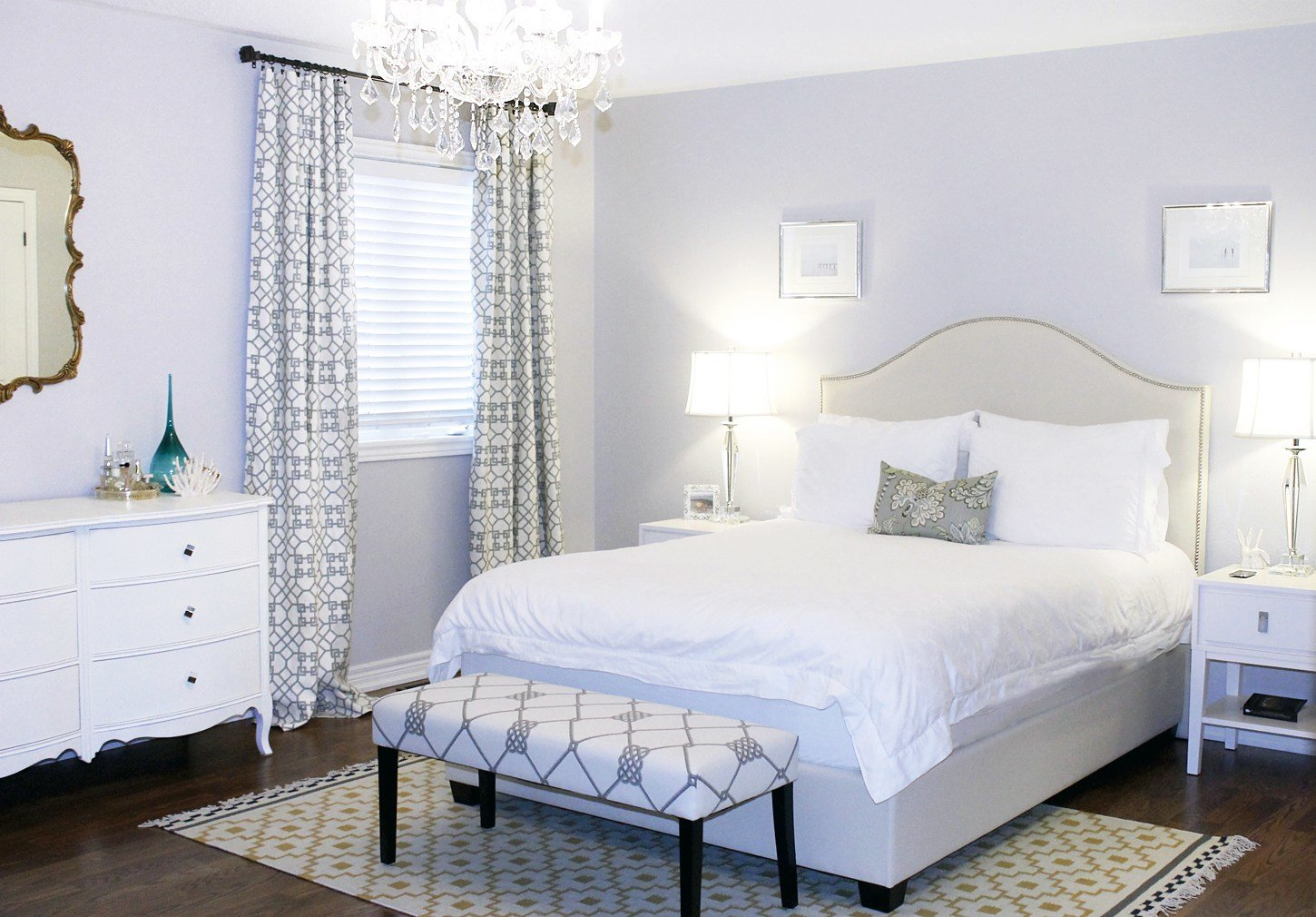 Best Master Bedroom Before And After Am Dolce Vita With Pictures