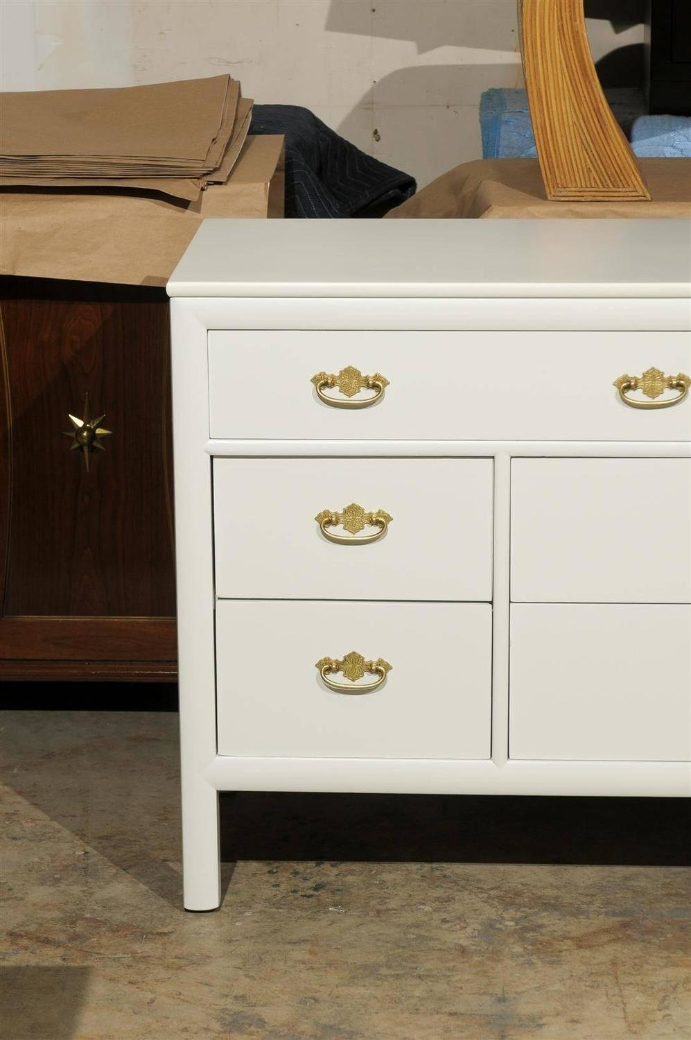 Best Restored Vintage Chest By Century Furniture In Cream With Pictures
