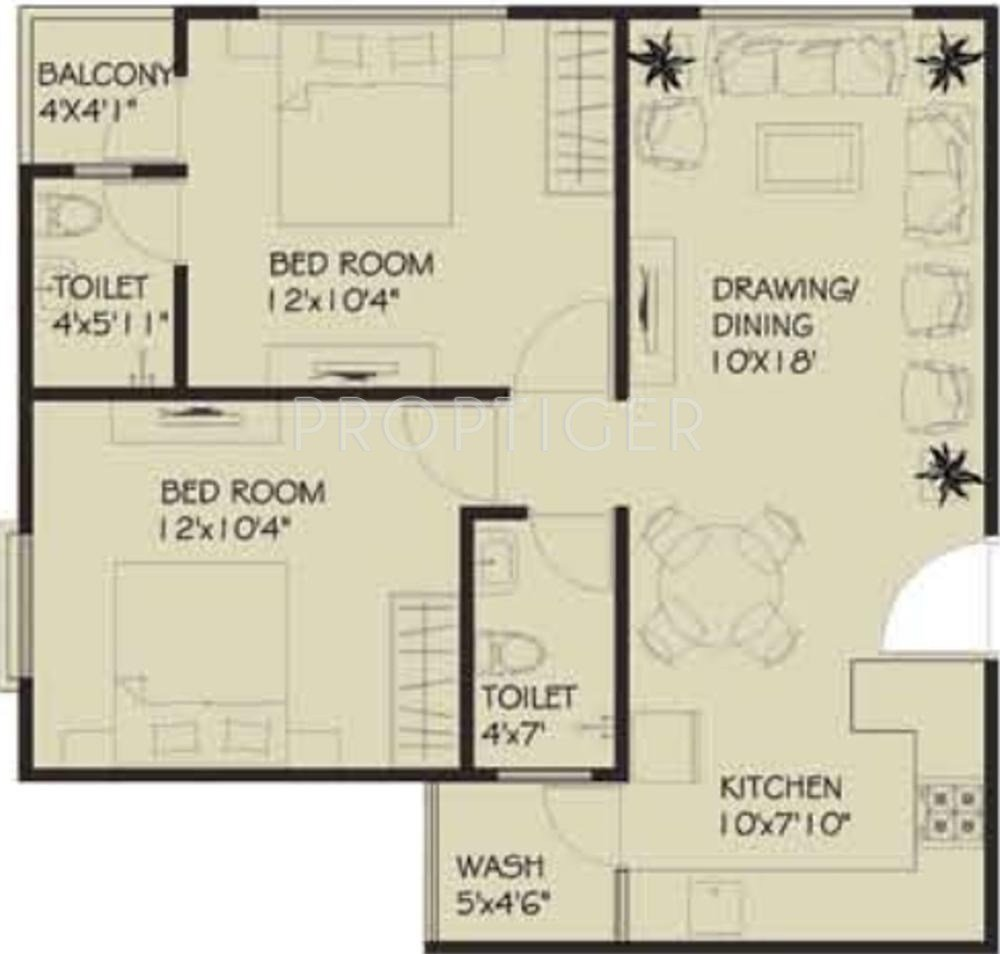 Best 2 Bedroom House Plans As Per Vastu Www Indiepedia Org With Pictures