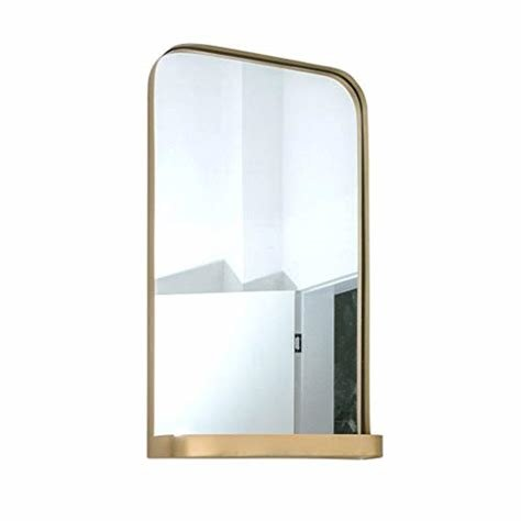 Best Amazon Com Wall Mounted Mirrors Bedroom Metal Square With Pictures