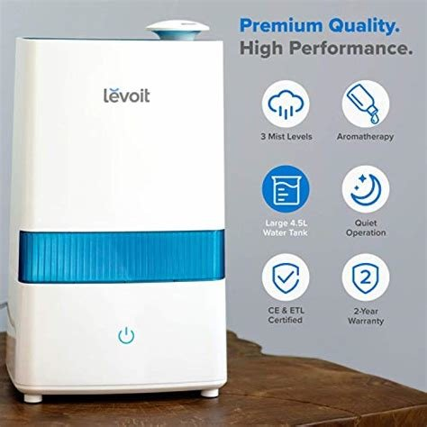 Best Cool Humidifiers Mist Humidifiers 4 5L Ultrasonic For With Pictures