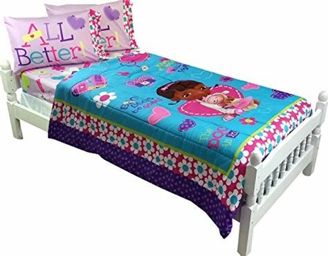 Best 5Pc Disney Doc Mcstuffins Full Bedding Set Doctor No More With Pictures