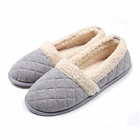 Best Chicnchic Women Plush House Slippers Ladies Non Slip With Pictures
