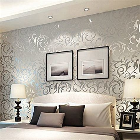 Best Modern Wallpaper Decor For Bedroom Amazon Com With Pictures