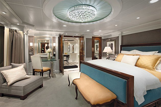 Best 10 Best Cruise Ship Suites Cruise Critic With Pictures