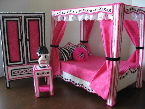 Best Monster High Inspired Bedroom With Pictures