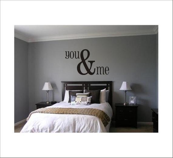Best You Me Large Vinyl Wall Decal Housewares Home Decor Master With Pictures