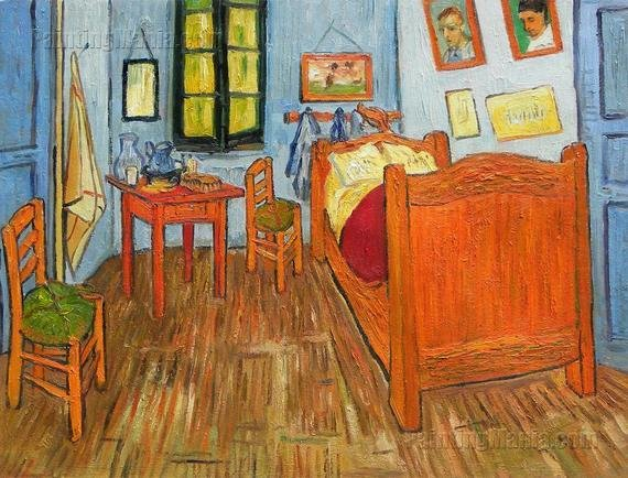 Best Vincent S Bedroom In Arles Vincent Van Gogh High Quality With Pictures