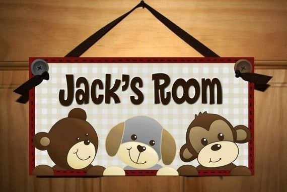 Best Cute As A Button Bedroom Kids Bedroom Door Sign By Toadandlily With Pictures