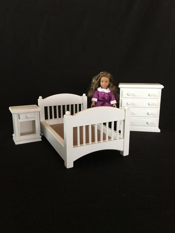 Best Bedroom Set For American Girl Mini Doll And All Other With Pictures