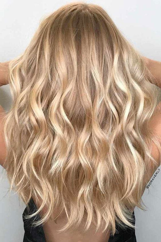 Free Warm Blonde Hair Shades Perfect For Brightening Your Locks Wallpaper