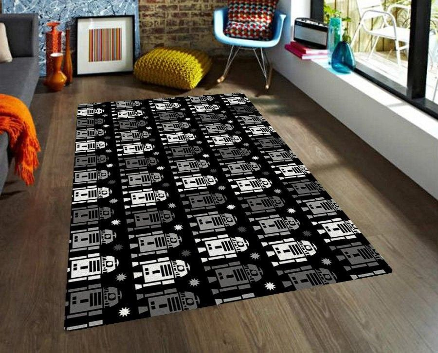 Best Kids Rug Star Wars Rug R2D2 Rug Carpet Modern Rug With Pictures