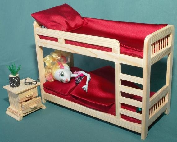 Best Bedroom Set Bunk Bed 2 Tier Bedside Table With By With Pictures