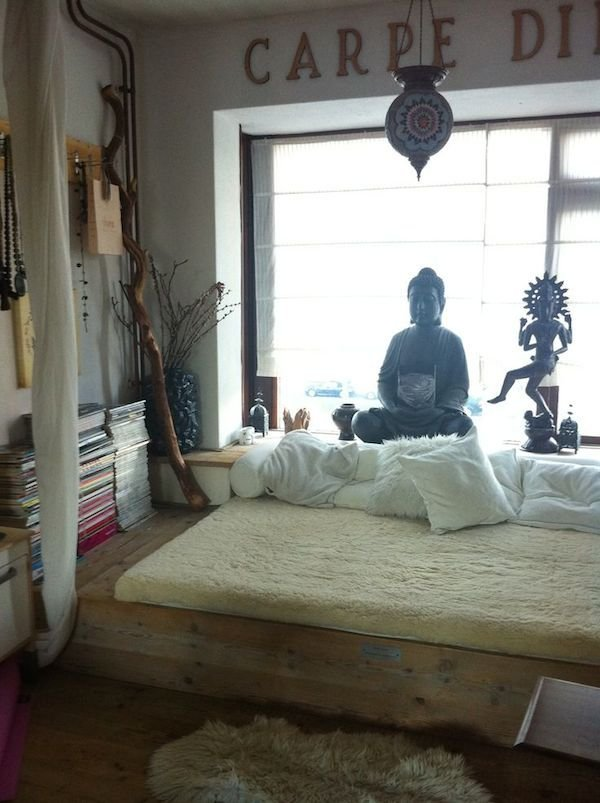 Best Buddha Inspired Meditation Spaces » In My Sacred Space With Pictures