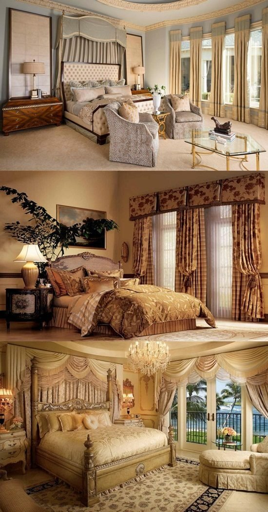 Best Victorian Bedroom Curtain Designs With Pictures