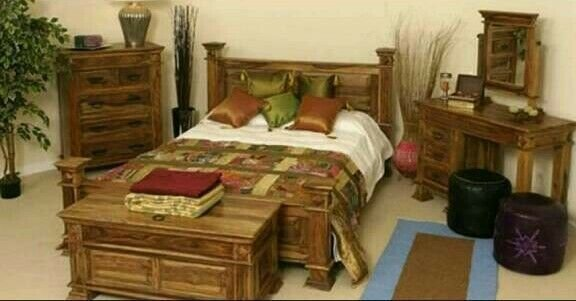 Best Indian Rosewood Sheesham Bedroom Furniture Set In Gloucester Gloucestershire Gumtree With Pictures