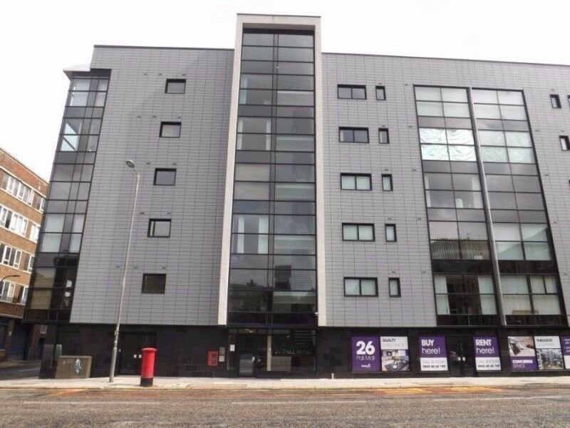 Best 2 Bedroom Flat In Hamilton House 26 Pall Mall Liverpool With Pictures