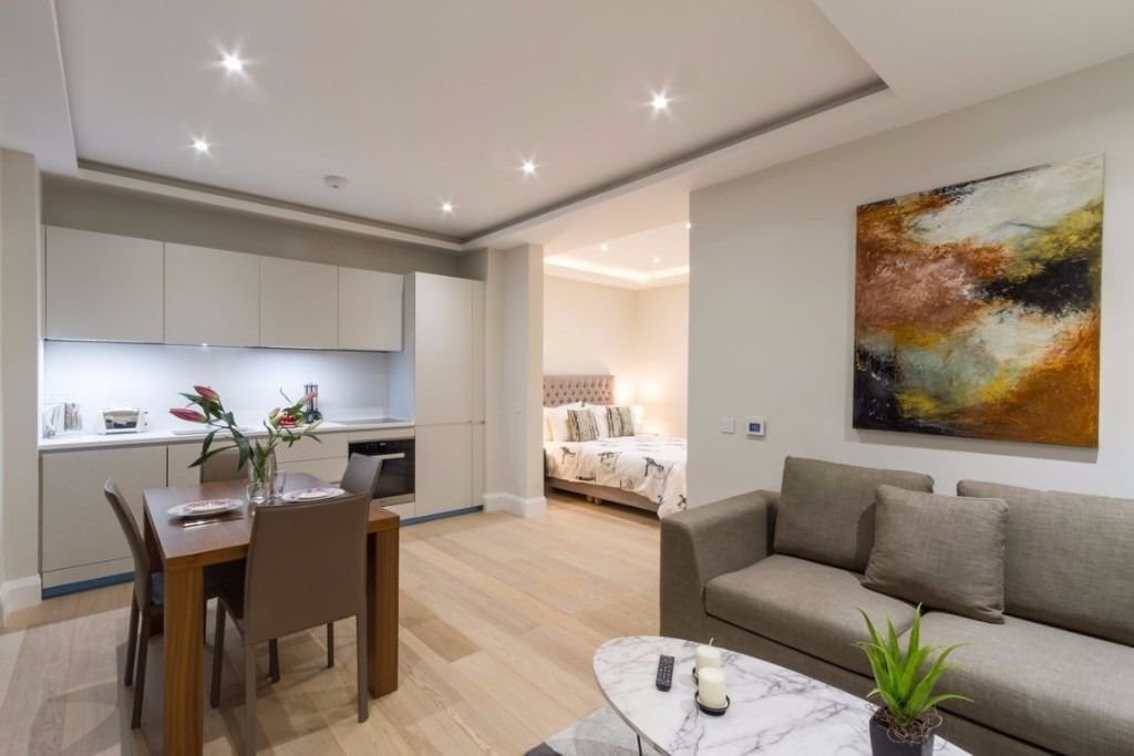 Best New One Bedroom Apartment Next To Notting Hill Gate St Short Or Long Term In Notting Hill With Pictures