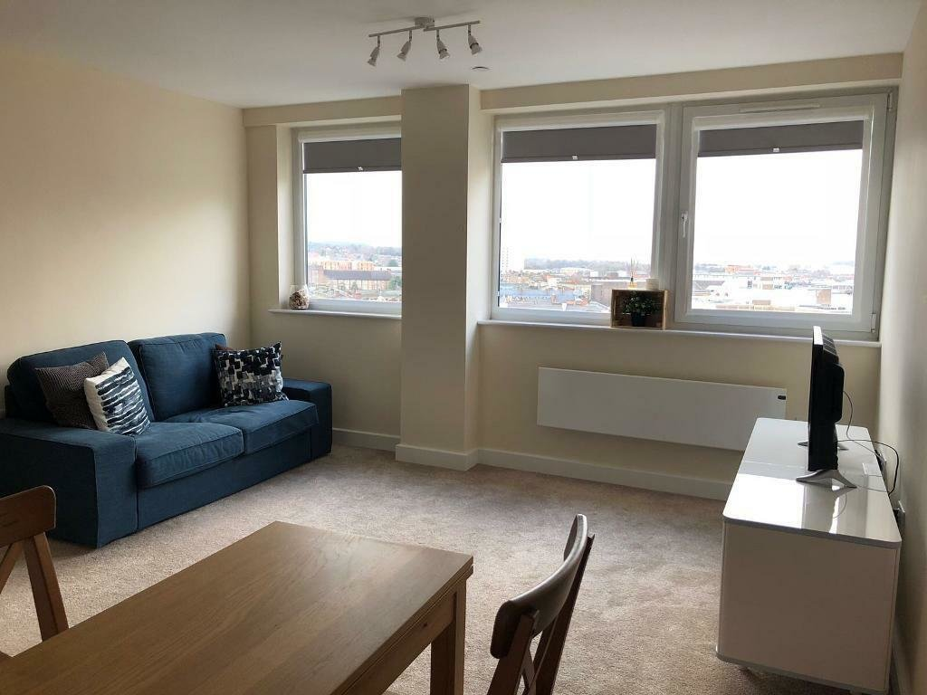Best 2 Bedroom Flat Fully Furnished To Rent Derby Gower With Pictures