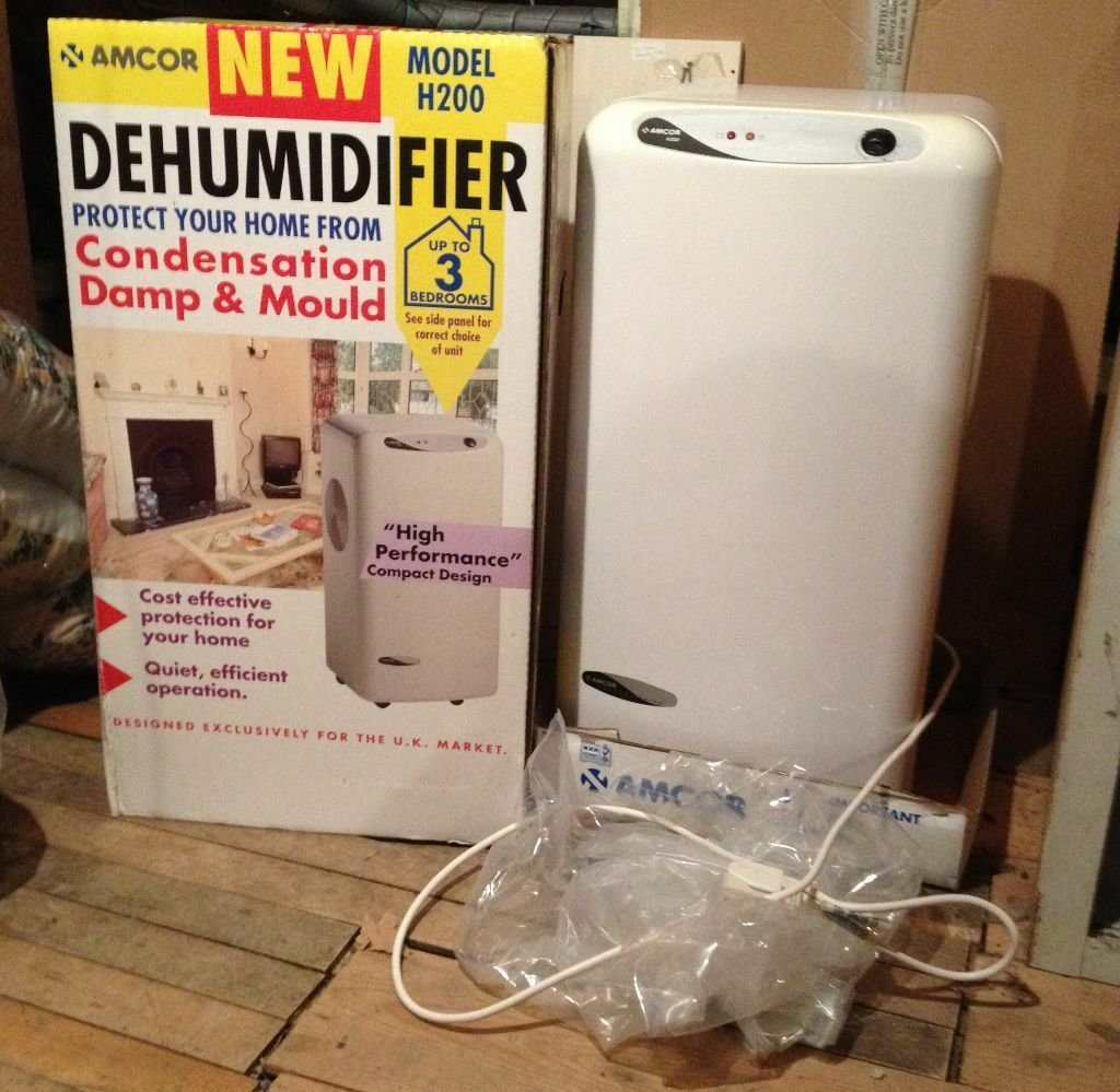 Best Amcor Dehumidifier Model H200 For 3 Bedroom House Almost New Condition Very Quiet In Newton With Pictures