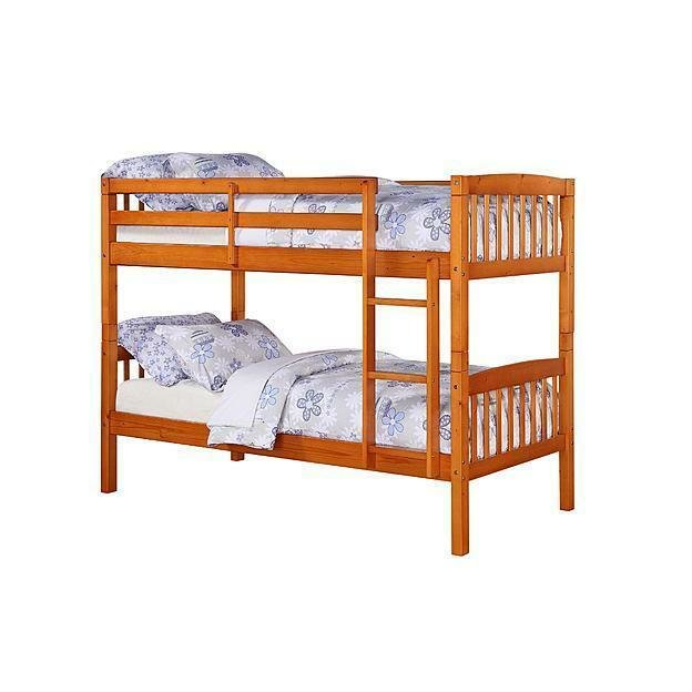 Best Cheap Bunk Beds On Sale For Girls Boys Kids Twin Pine With Pictures
