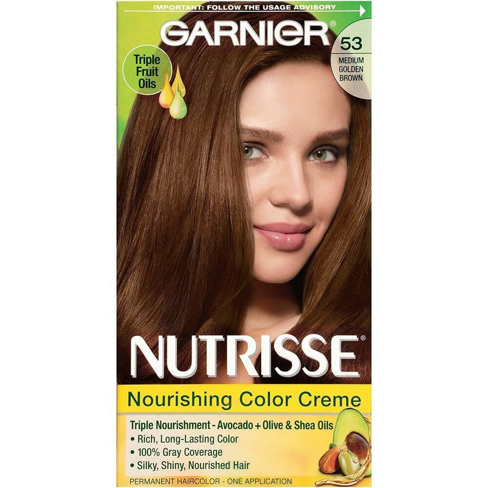Free Garnier Nutrisse Nourishing Hair Color Creme 53 Medium Wallpaper