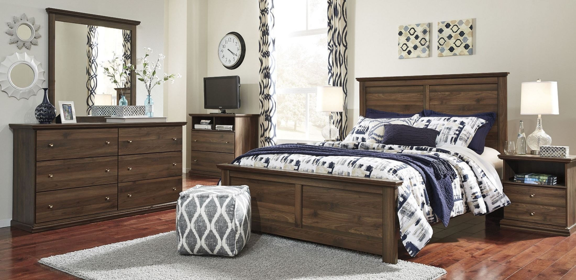 Best Burminson Bedroom Group By Ashley Signature Design With Pictures